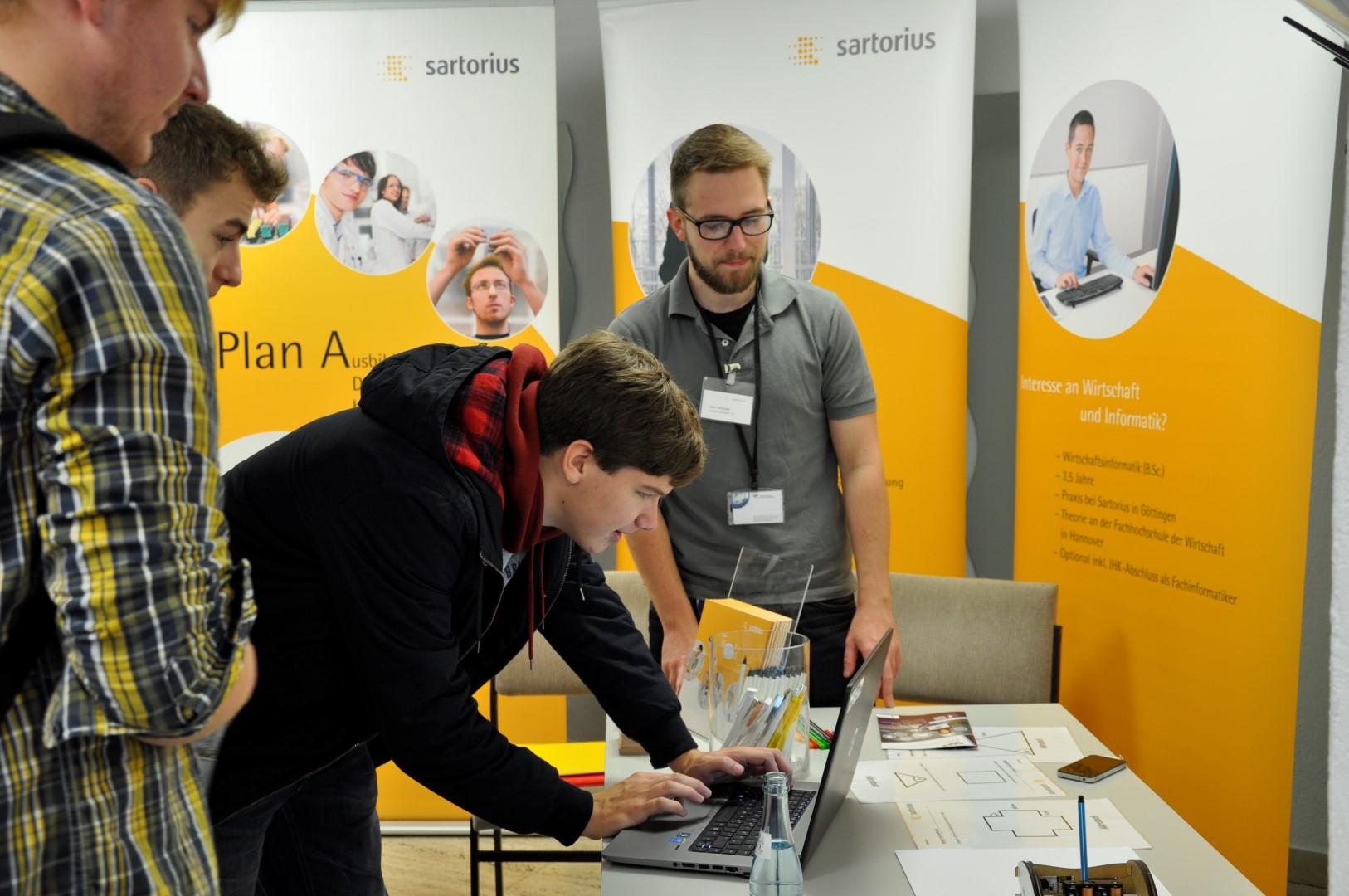 IT-Kongress Göttingen, IT-Ausbildung Göttingen, Know IT